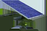 太陽光追尾システム